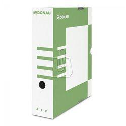 Pudełko archiwizacyjne 80mm zielone marki Donau