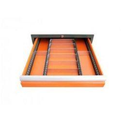 Wkład szuflady typ C do szuflad w wózkach WWT