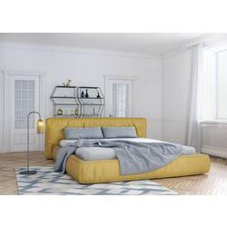 Rosanero:: Łóżko SANTIO musztardowe