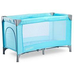 Łóżeczko Turystyczne BASIC (Blue) - sprawdź w wybranym sklepie