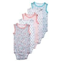 Carter's FLORAL 5 PACK Body multicolor
