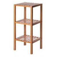 Regał stojący 3 półkowy, bambus 11010808 - produkt z kategorii- Regały łazienkowe