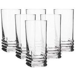 elegan szklanki wysokie 335 ml 6 sztuk marki Lav