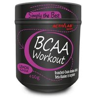 Activlab  bcaa workout 400g cytryna