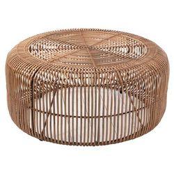Hk living :: rattanowy stolik kawowy