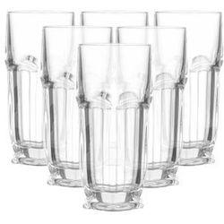 safari komplet szklanek do drinków 6 szt. 300 ml marki Bohemia