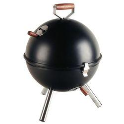 Grill okrągły czarny Mini BBQ CO-672054 (śr. 30 cm) (4028126150931)