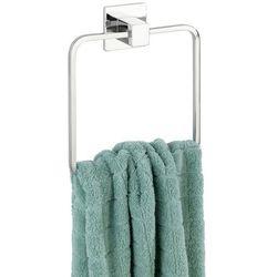 Wieszak na ręczniki, kwadratowy pierścień ręcznikowy, FORMIA WENKO (4008838245705)