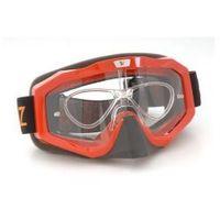 Gogle Sportviz Motocross Rx - red