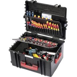 Walizka narzędziowa bez wyposażenia, uniwersalna Parat PARAPRO KingSize Roll 6582500391 (SxWxG) 650 x 510 x 370 mm, PARAPRO KingSize Roll