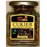 Royal brand Cukier kandyzowany brązowy gruby 210 g (5907431791079)
