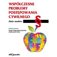 Współczesne problemy postępowania cywilnego. Zbiór studiów - Wysyłka od 3,99 (416 str.)