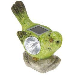 Progarden Lampa solarna ptak figurka kamienna wzór iii - wzór iii