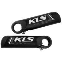 Rogi kierownicy Kelly's KLS MASTER czarne