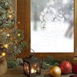 Nakleo Szablon wielokrotny do sztucznego śniegu // święty mikołaj (5903175807175)