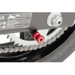Uchwyty PUIG do podnośników do BMW / Ducati / Honda / Suzuki (czerwone), towar z kategorii: Pozostałe czę�