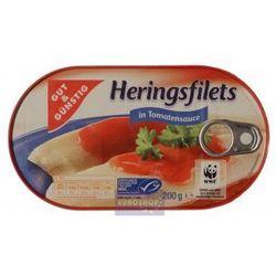 Filety śledziowe w sosie pomidorowym, marki Domyślny