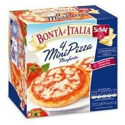 Schar Pizza 4 mini pizza z kategorii Dania gotowe