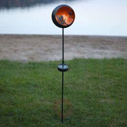 Lampa solarna LED Fairytale, pomarańczowa