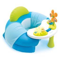 Smoby Cotoons Baby Siedzisko ze stolikiem Aktivity, niebieski - produkt z kategorii- Krzesła i stoliki