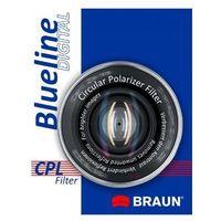 Braun Filtr  phototechnik filtr foto blueline cpl 40,5mm blucpl40,5 darmowy odbiór w 21 miastach! (4000567141