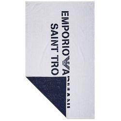 Ręcznik EMPORIO ARMANI - 629076 1A926 00033 Royal Blue