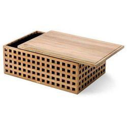 Drewniany pojemnik na pieczywo Pantry - Skagerak (5706420055303)
