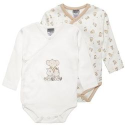 Jacky Baby 2 PACK Body offwhite
