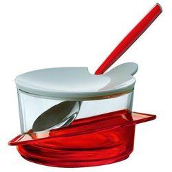 - glamour - cukiernica czerwona marki Casa bugatti