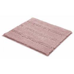 dywanik łazienkowy monrovia 60x60 cm, różowy marki Kleine wolke