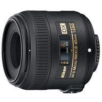 Obiektyw NIKON AF-S DX Micro ED 40 mm f/2.8G (JAA638DA) + DARMOWY TRANSPORT! + ZWROT 130 ZŁ CASHBACK!