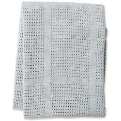 kocyk bawełniany tkany grey marki Lulujo