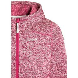 Icepeak SIIRI Kurtka z polaru light pink - produkt dostępny w Zalando.pl