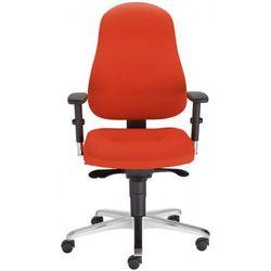 Krzesło obrotowe bizzi es r15kcr st36polbi - biurowe, fotel biurowy, obrotowy marki Nowy styl