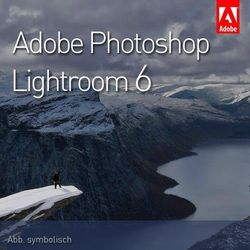 Adobe  photoshop lightroom 6 eng win/mac