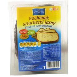 BEZGLUTEN 260g Bochenek Szlachecki Jasny owy | DARMOWA DOSTAWA OD 200 ZŁ z kategorii Pieczywo, bułka tarta