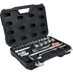 """Yato Zestaw narzędziowy 1/2"""", 25 części, l yt-38741 - zyskaj rabat 30 zł (5906083387418)"""