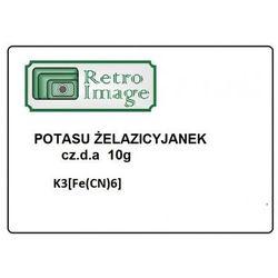 Retro-Image - Żelazicyjanek potasu 10g K3[Fe(CN)6] cz.d.a Oczynnik do cyjanotypii - sprawdź w wybranym sklep