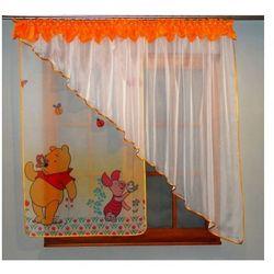 Kasandra Firanka dla dzieci kubuś 150x300 cm