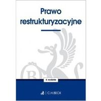 Prawo restrukturyzacyjne - Aneta Flisek (9788325591793)