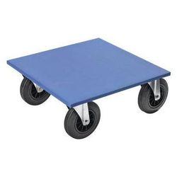 Wózek podmeblowy, dł. x szer. x wys. 600x600x250 mm, od 5 szt. ze sklejki bukowe marki E.s.b. engineering - system - bau