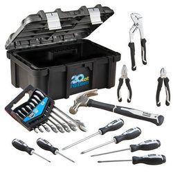 Zestaw narzędzi ręcznych w skrzynce MacAllister