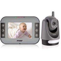 Reer Niania cyfrowa video kamera 330 ekran 5cali - kamera 330º i ekran 5cali