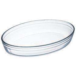 Okrągłe naczynie żaroodporne szklane / gwarancja 24m / najtańsza wysyłka! marki Thk