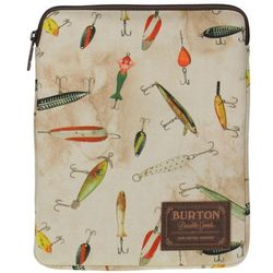 Pokrowiec  tablet sleeve - fishing lures print, marki Burton