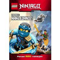Lego Ninjago Zadanie: naklejanie! - Wysyłka od 3,99, AMEET