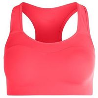 Nike Performance PRO ALPHA Biustonosz sportowy light fusion red/black