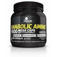 Anabolic Amino 5500 Mega Caps 400kaps - 400kaps