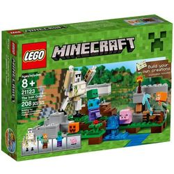 21123 - ŻELAZNY GOLEM The Iron Golem- KLOCKI LEGO MINECRAFT