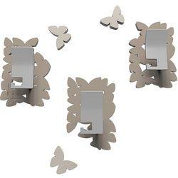 Wieszaki ścienne dekoracyjne Butterflies CalleaDesign gołębie